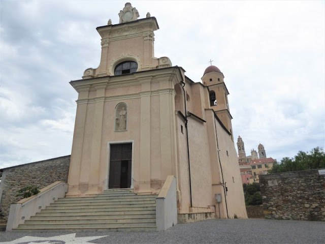 Chiesa San Nicola Cervo