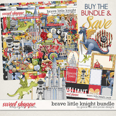 Brave Little Knight Bundle