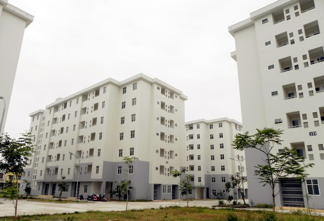 Giải quyết nhu cầu bức thiết về nhà ở cho công nhân tại Châu Thành, Hậu Giang
