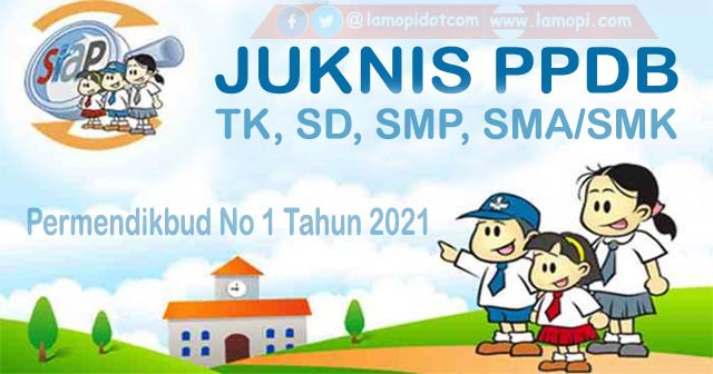 Juknis PPDB 2021 2022