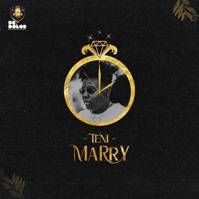 DOWNLOAD MP3: Teni – Marry