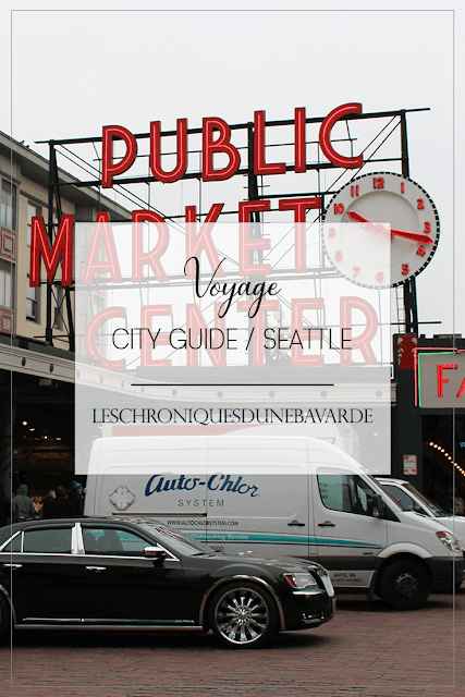 City guide voyage Seattle USA