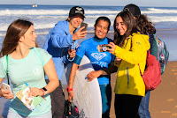 37 Silvana Lima BRA Roxy Pro France foto WSL Laurent Masurel