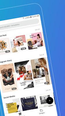 تحميل افضل تطبيق لتصميم الصور والجرافيك بالمجان للاجهزة الاندرويد