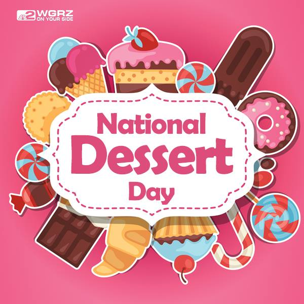 National Dessert Day Wishes Lovely Pics