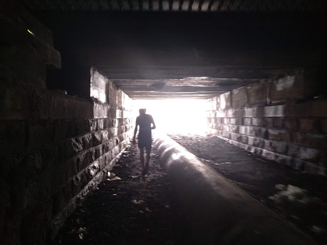 подземный переход, Томск