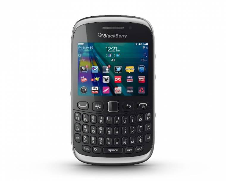 #Win A  New BlackBerry® Curve™ 9320