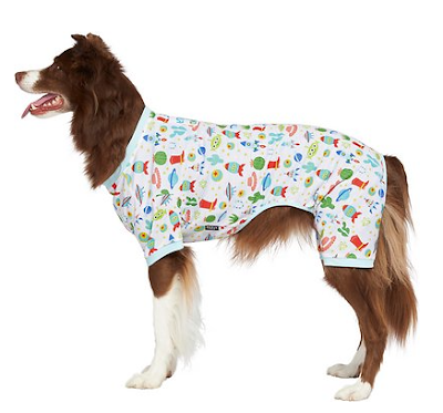 "Pixar Toy Story ""To Infinity and Beyond"" Dog & Cat Jersey PJs"