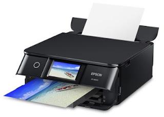 Epson XP-8600 mise à jour pilotes imprimante