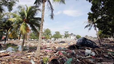 Gempa Dahsyat Yang Pernah Terjadi Di Indonesia