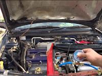 Cara Diagnosa Kerusakan Sistem AC Mobil