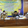 Bupati Tanjung Jabung Barat, Drs. H. Anwar Sadat.M.Ag hadiri Launching Program Sembako Tahun 2021