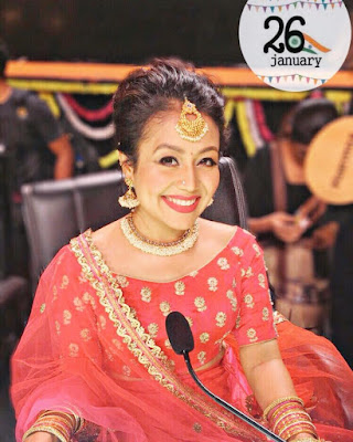 Beautiful Neha Kakkar hd wallpaper images