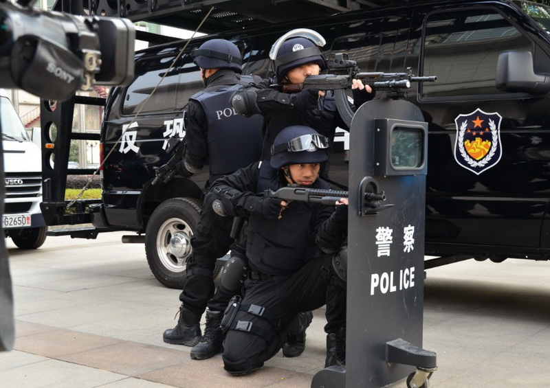 Chinese Special Police ~ China Defense Blog