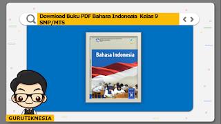 download ebook pdf  buku digital bahasa indonesia kelas 9 smp/mts