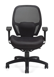 Offices To Go Weight Sensing Office Chair