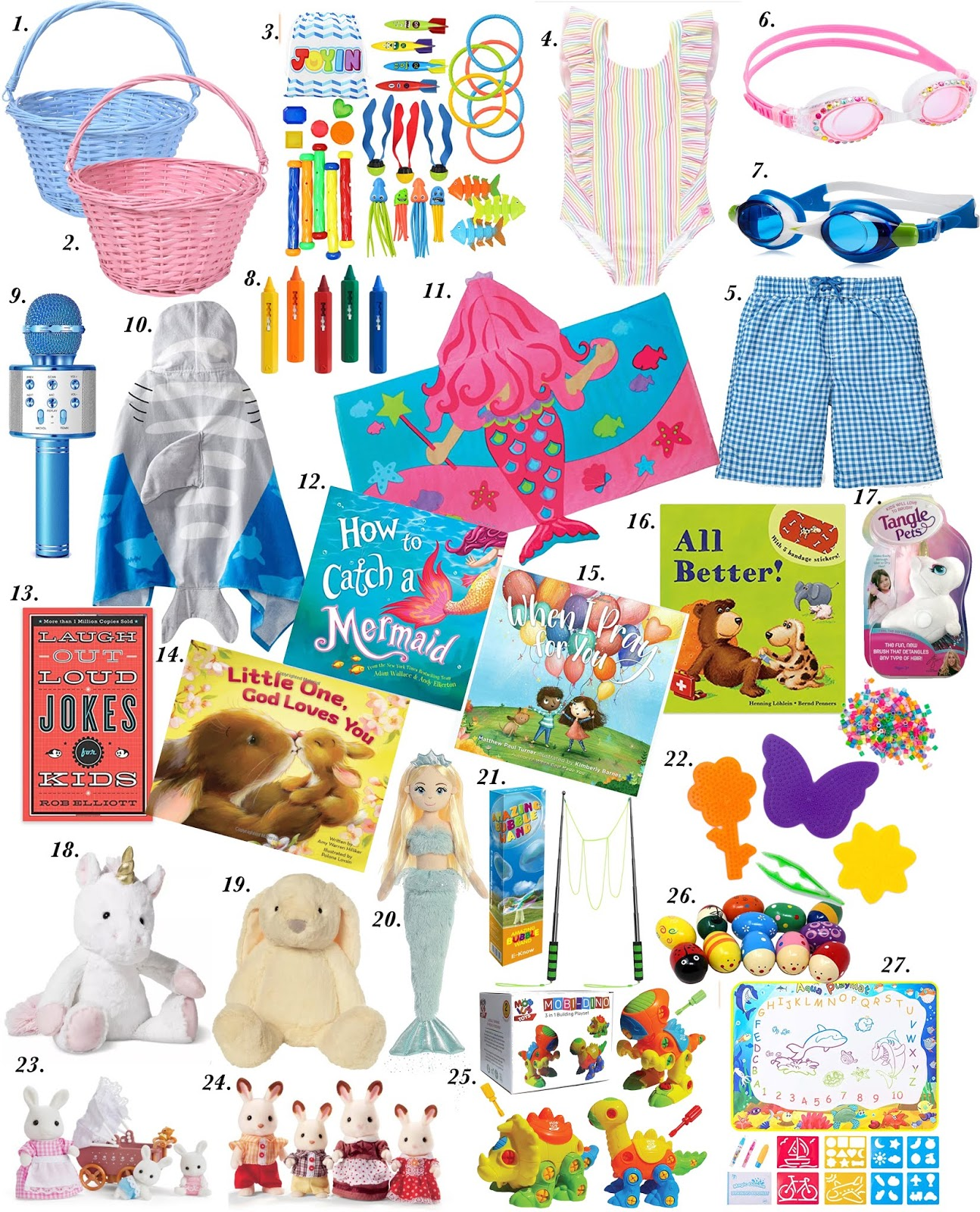 Easter Basket Ideas for Kids - Something Delightful Blog #EasterBasketIdeas #StayHome #PrimeEasterFinds #TargetDriveUpEaster