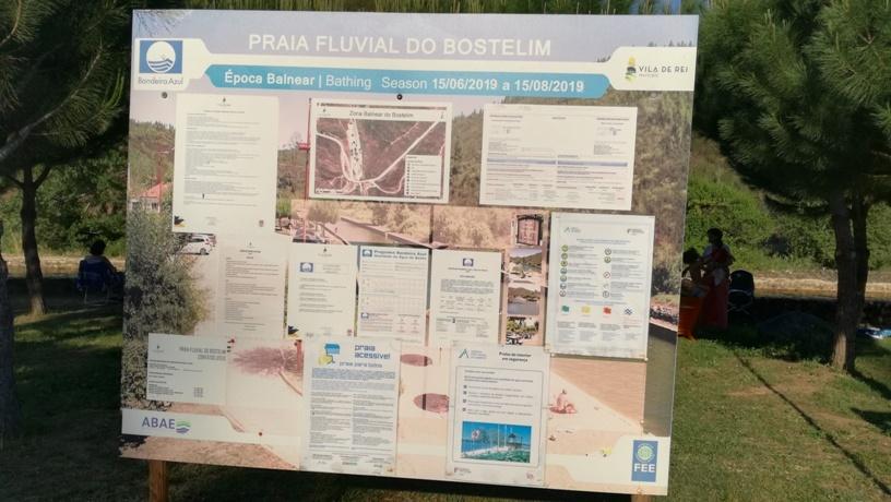 Praia Fluvial do Bostelim