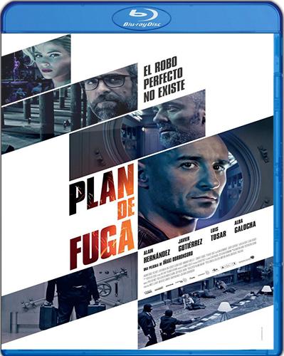Plan de fuga [2017] [BD25] [Español]