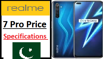 Realme 7 Pro Price and Specifications Pakistan || Daily Realme Mobile Price Update