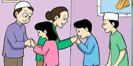 Hadits sifat Berbakti Kepada Orang Tua