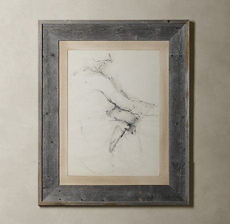 My Sweet Savannah: ~restoration hardware like wall art ...