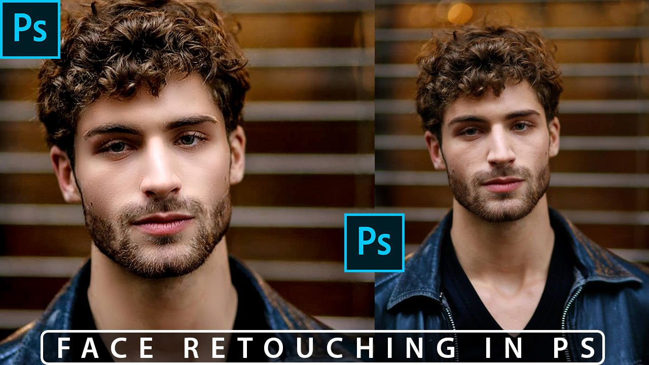 High end skin retouching in Photoshop Cc    How to clean face