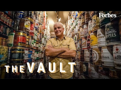 This Collection Of Beer Cans Is Worth An Estimated $3 Million | The Vault | Forbes