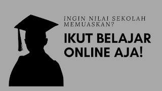Paket belajar online yang murah