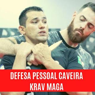 Curso Online DEFESA PESSOAL CAVEIRA - KRAV MAGA