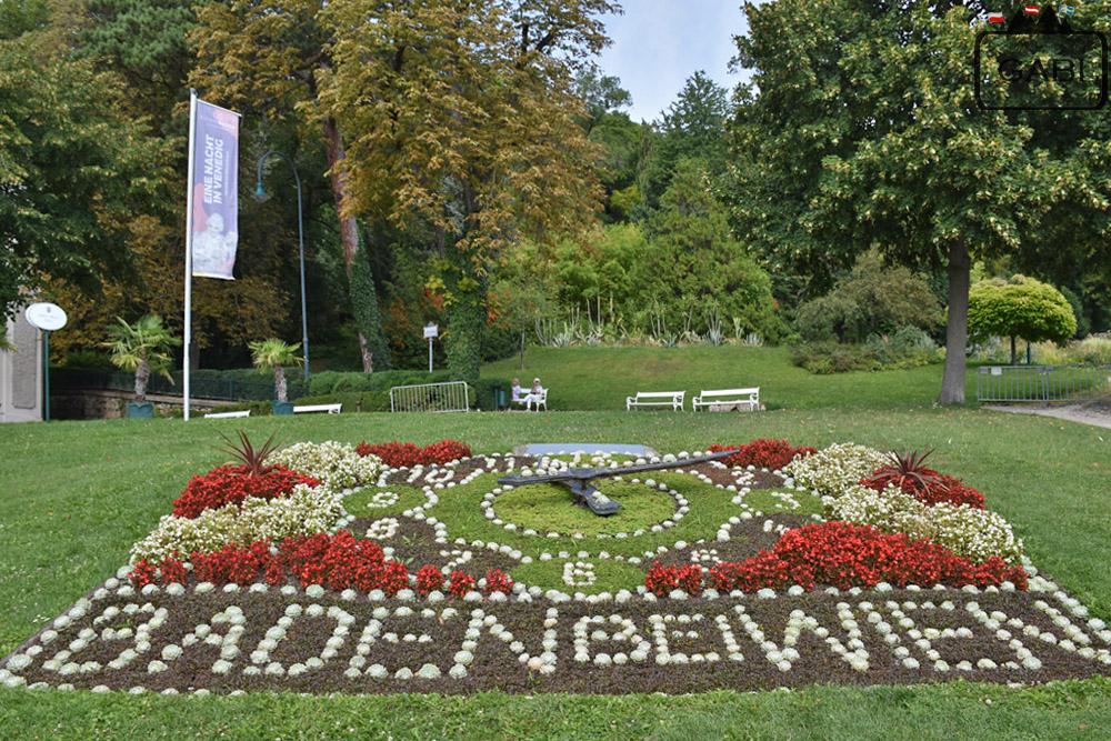 Austria Baden bei Wien uzdrowisko