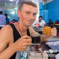 Kaffee auf WELTREISE in Sri Lanka. Arkadij Schell