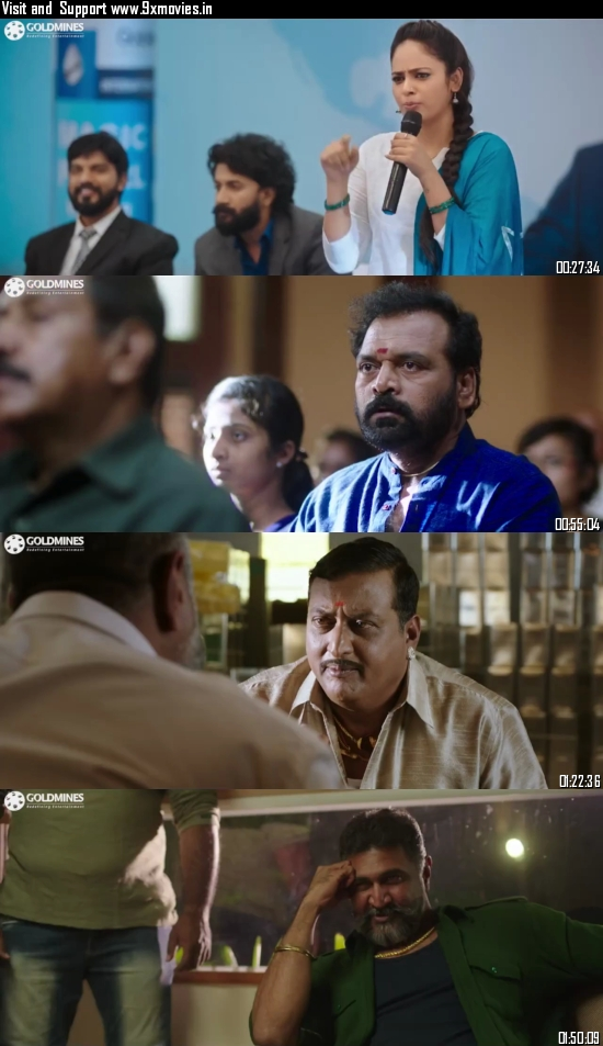 Bluff Master 2020 Hindi Dubbed 720p HDRip 1GB
