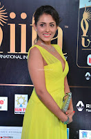 Madhu Shalini Looks Super Cute in Neon Green Deep Neck Dress at IIFA Utsavam Awards 2017  Day 2  Exclusive (10).JPG