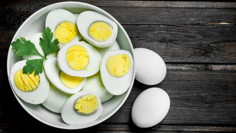 What's That Gray Ring on Eggs