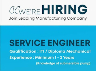 Silver Consumer Electricals Pvt Ltd Recruitment 2021 For ITI and Diploma Candidates For Service Engineer Positions  All India Locations