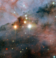 Mammoth Stars - Hubble Space Telescope