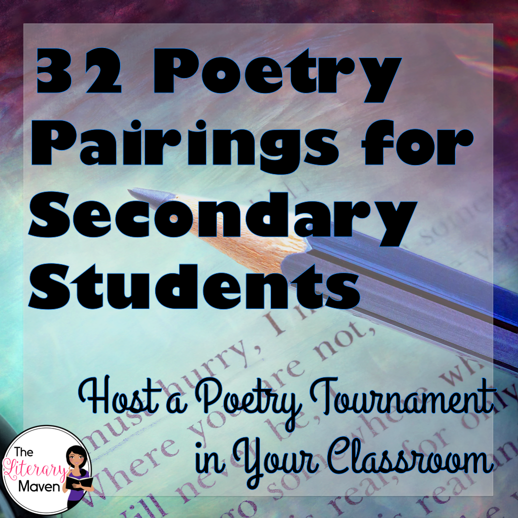 A Poem A Day 30 Poems For Secondary Students During National Poetry