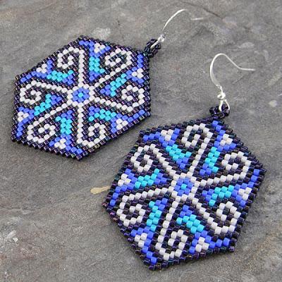купить оригинальные украшения  с солярной символикой этнические языческие серьги