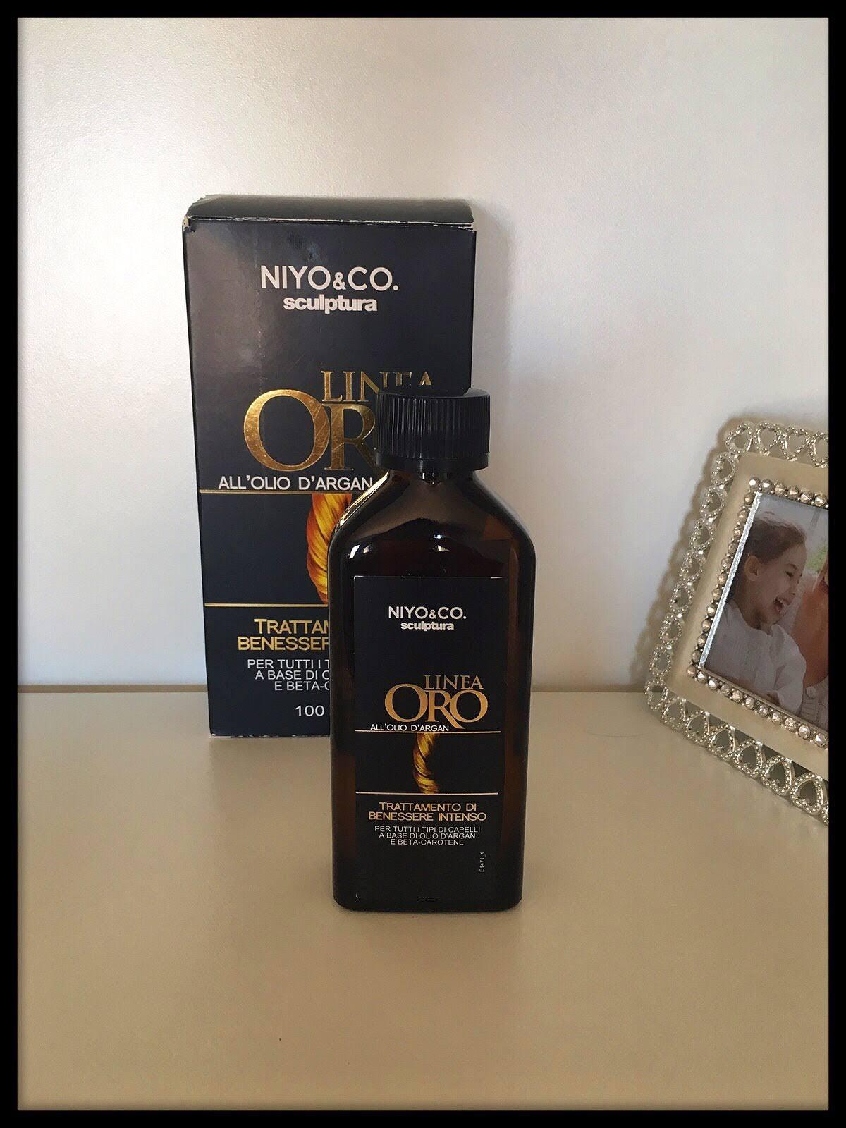 new style cheap sale offer discounts Linea Oro Trattamento di benessere per capelli all'Olio d ...