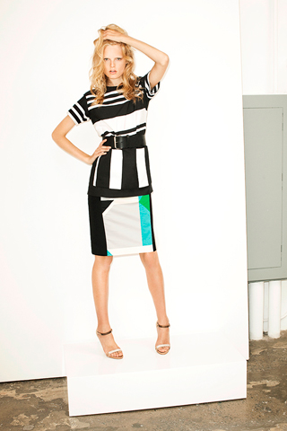 Toya's Tales Spring 2012 Ready to Wear: Highlights from the 10 Crosby Derek Lam Show
