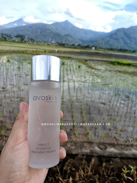 perfect hydrating treatment essence avoskin