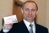 Putin in Dagestan