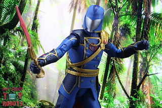 G.I. Joe Classified Series Cobra Commander (Regal Variant) 23