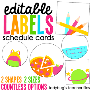 https://www.teacherspayteachers.com/Product/Editable-White-and-Bright-Labels-1870677