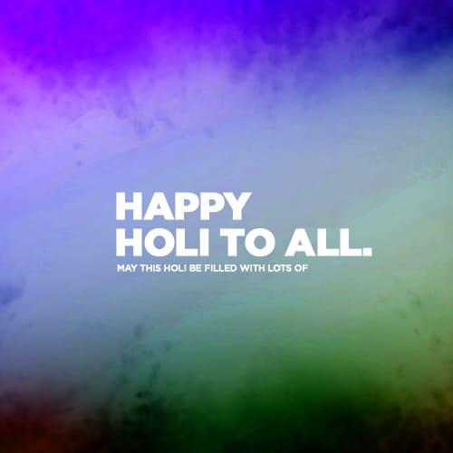 Happy Holi Images 2020
