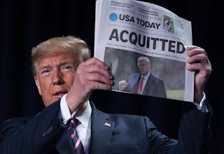Trump's acquittal: a political verdict?