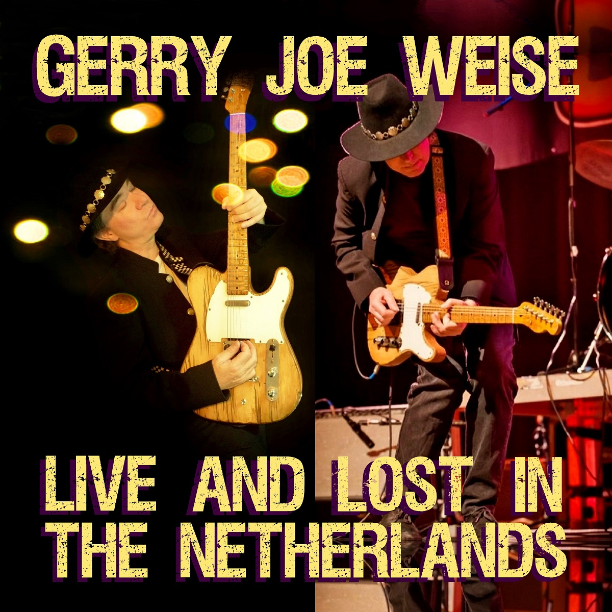 Live and Lost in the Netherlands, 2018 album
