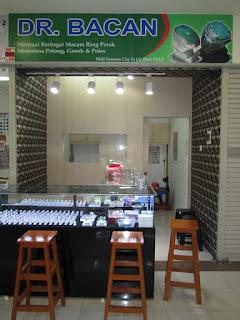 DR. Bacan, Mall Season City, lt LG blok D-11, no: 08, Jakarta Barat
