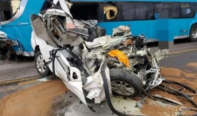 Acidente deixa dois homens mortos na BR-232 no Agreste de Pernambuco